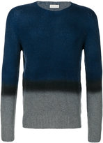 Etro contrast pullover - men - Cashmere - M