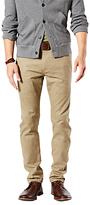 Dockers Alpha Skinny Fit Twill Trousers