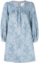 Marc Jacobs - robe en denim babydoll