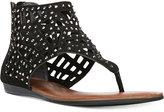 Fergalicious Serenade Embellished Flat Sandals