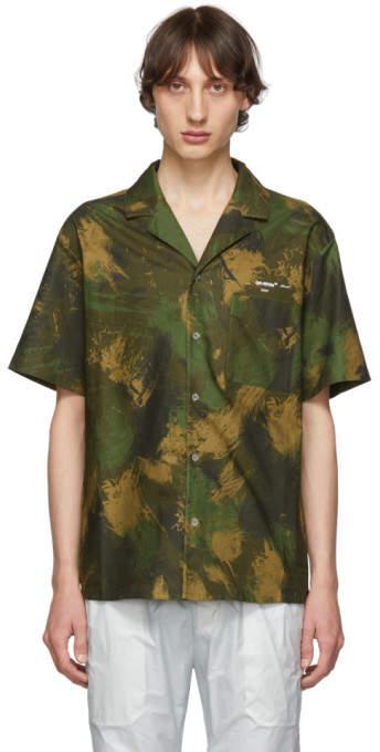 39c357e0 Men's Camo Button Shirt - ShopStyle