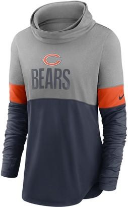 Nike Women's Chicago Bears Lockup Top