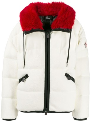 MONCLER GRENOBLE Textured Padded Jacket