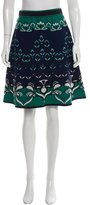 M Missoni Knee-Length A-Line Skirt w/ Tags