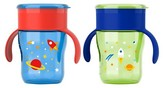 Avent Naturally Philips My Natural Drinking Cup, Blue - 9oz (2pk)