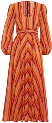 Zimmermann Goldie Plunge Dress