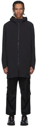 Veilance Black Apsis Coat