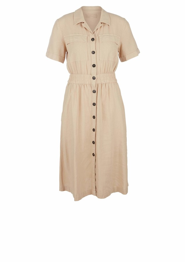Thumbnail for your product : S'Oliver Women's Kleid Lang Dress