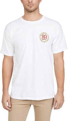Obey Short Sleeve International T-Shirt