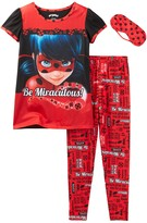 Komar Miraculous Lady Bug PJ Set (Little Girls & Big Girls)