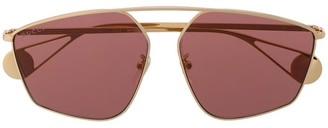 Gucci Evolution Metal Frame Sunglasses