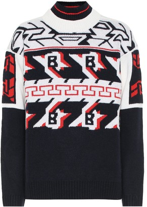 Bogner Xaria wool and cashmere sweater