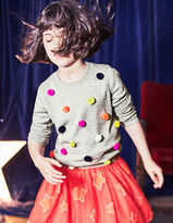 Boden Fun Pom Pom Sweater