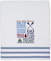 "Avanti Lake Words 27"" x 52"" Bath Towel"