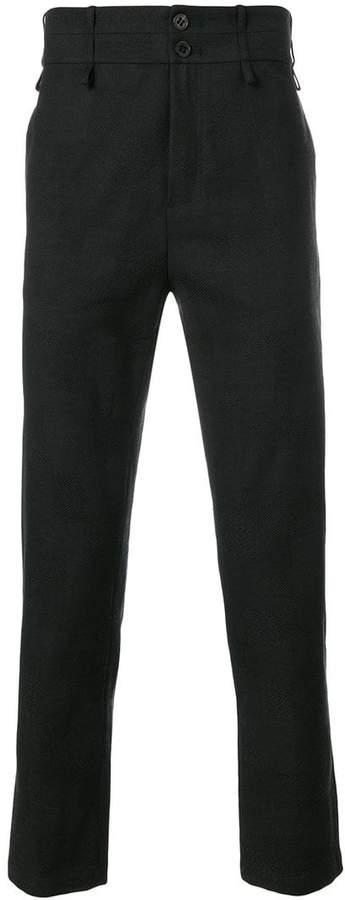 Damir Doma regular woven trousers