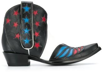 Jessie Western Western Cowgirl Boots