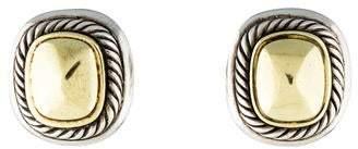 David Yurman Albion Stud Earrings