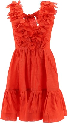 Zimmermann The Lovestruck Garland Mini Dress