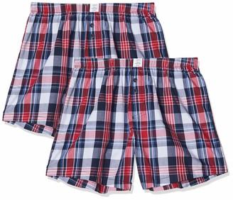 Esprit Men's Anscom Woven Shorts Boxer