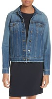 Theory Women's Bryndis Denim Jacket