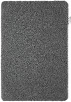 House of Fraser Hug Rug Original plains rug charcoal 80x100