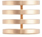 Repossi 'Berbère' 18k rose gold four row ring