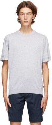 HUGO BOSS Grey Imatteo T-Shirt