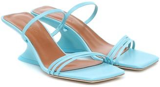REJINA PYO Romy leather sandals