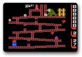 "Hzlrose Donkey Kong Arcade Custom Durable Doormat 23.6"" x 15.7"""