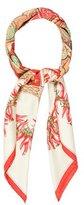 Hermes Aux Pays Des Epices Silk Scarf