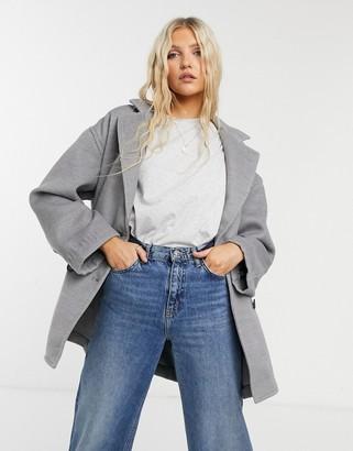 Free People Hannah oversized blazer jacket