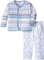 Magnificent Baby Fair Isle Top and Pant Set (Baby) - Fair Isle - New Born