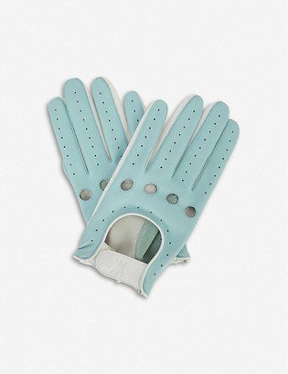 Daniel Arsham X DENTS Driving Gloves