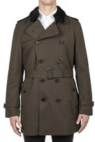 Burberry Men's 4023990 Cotton Trench Coat