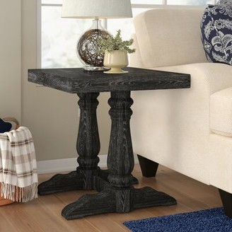 Three Posts Herefordshire End Table