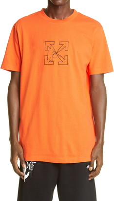 Off-White Workers Logo Men's Graphic Tee