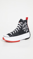 Thumbnail for your product : Converse X Keith Haring Run Star Hike High Top Sneakers