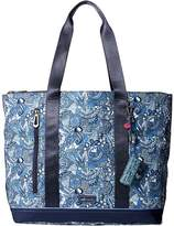 Sakroots New Adventure Finch Large Tote Tote Handbags