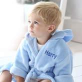 My 1st Years Baby's Hooded Fleece Robe - Blue