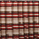 JCPenney Saturday Knight Madison Stripe Shower Curtain
