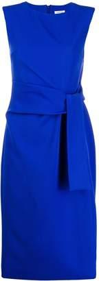 P.A.R.O.S.H. tie front dress