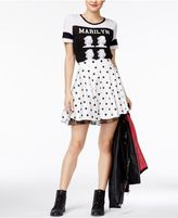 City Studios Juniors' Polka-Dot Skater Skirt