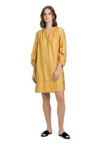 Country Road Sculpted Sleeve Dress