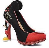 Irregular Choice Women's Mickey Mouse Rounded toe High Heels in Multicolor