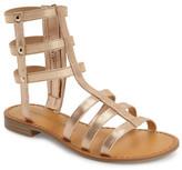 Chinese Laundry Gemma Metallic Gladiator Sandal