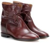 Etoile Isabel Marant Cluster Leather Boots