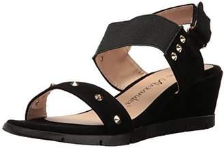 Athena Alexander Women's Pennye Wedge Sandal