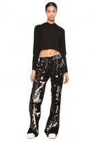 Milly Cropped Hoodie