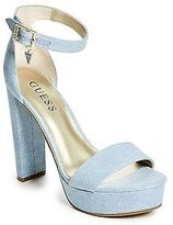 Light Blue Platform Heels - ShopStyle