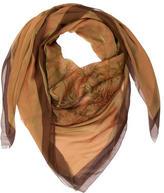 Hermes Serenite Silk Mousseline Shawl